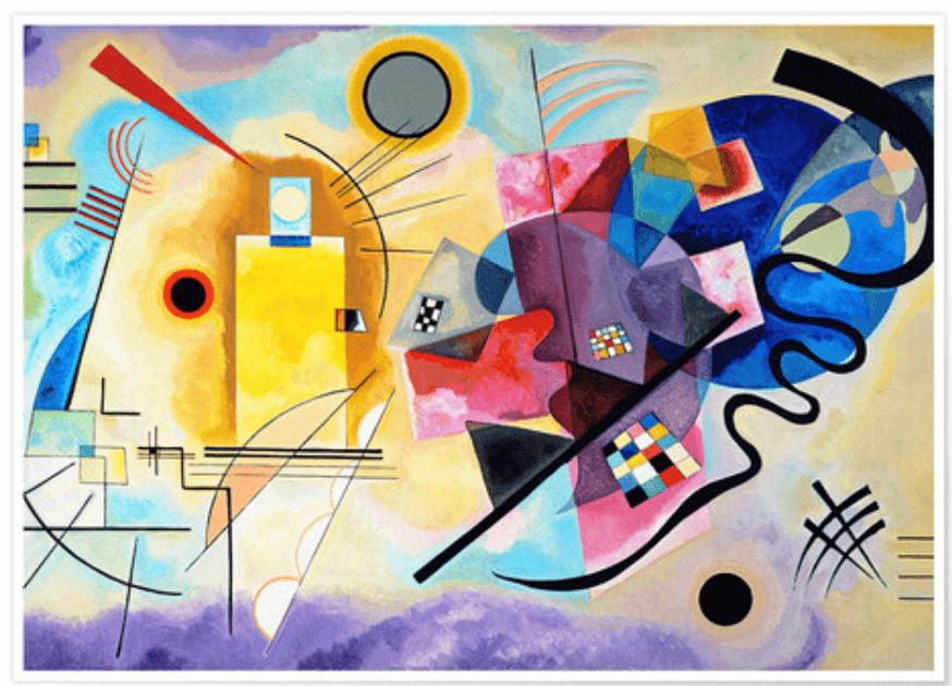 Wassily Kandinsky, una vida en torno al color