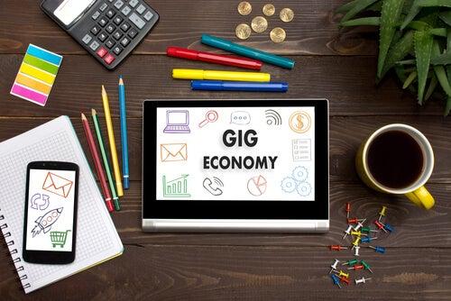 Cómo adaptarte a la economía de los pequeños encargos