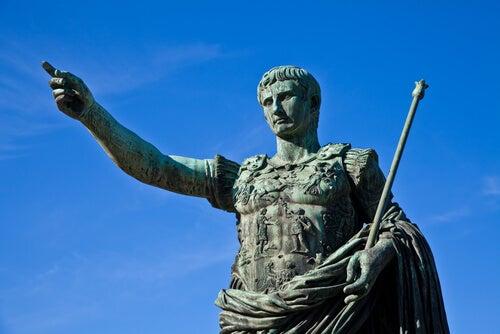 Julio César, joven pero audaz