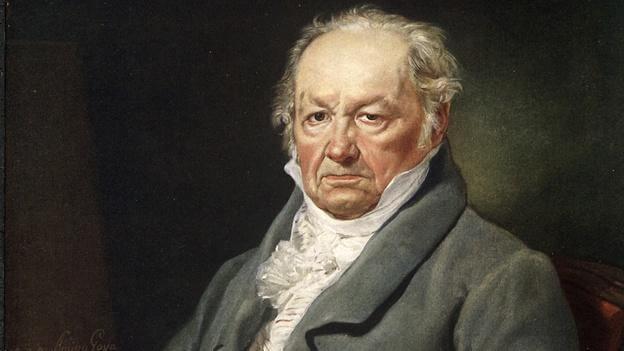 Goya retrato
