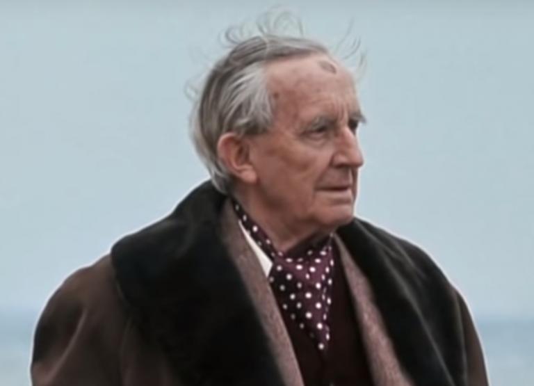 J.R.R. Tolkien, una vida de película