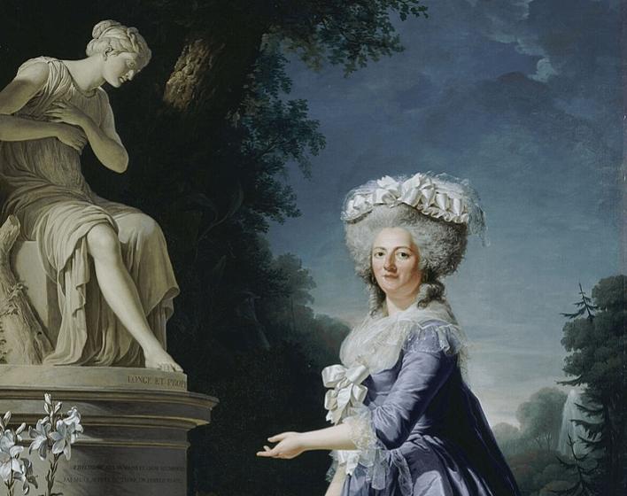 Madame Victoria de Francia