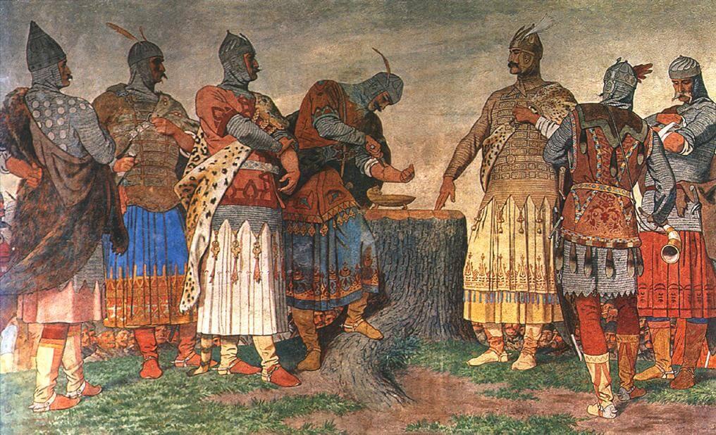 Tribu magiar