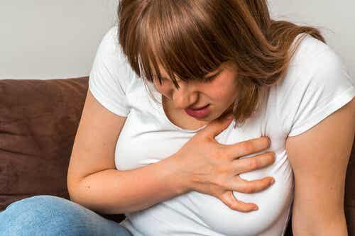 La cardiofobia o miedo a los infartos