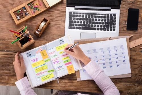 ¿Cómo puedo organizar mejor mi tiempo?