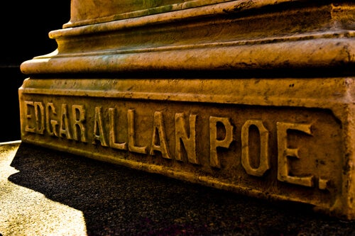Nombre de Edgar Allan Poe