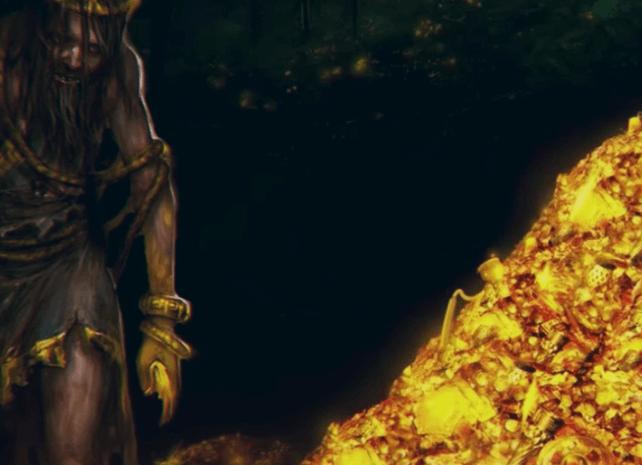 El Rey Midas, un mito áureo