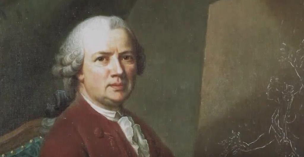 Rostro de Leonhard Euler