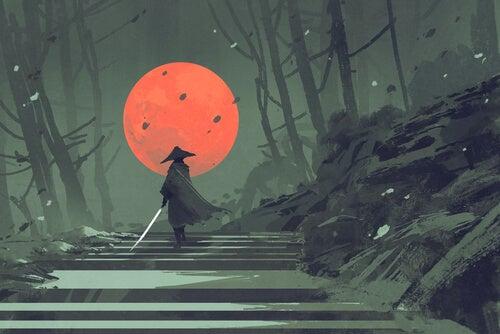 Los preceptos de vida de los samurái