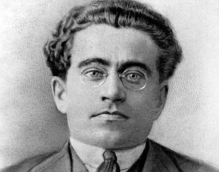 7 memorables frases de Antonio Gramsci