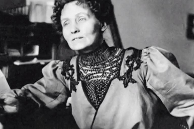 Emmeline Pankhurs
