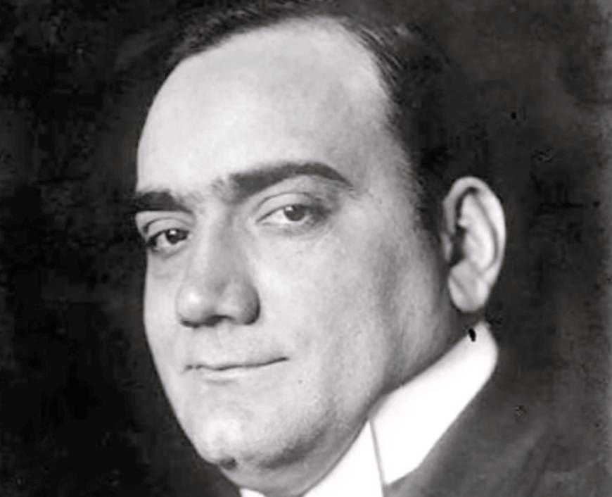 Enrico Caruso, biografía de un cantante mítico