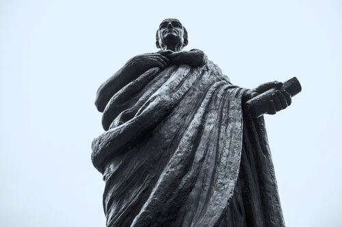 Estatua de Séneca