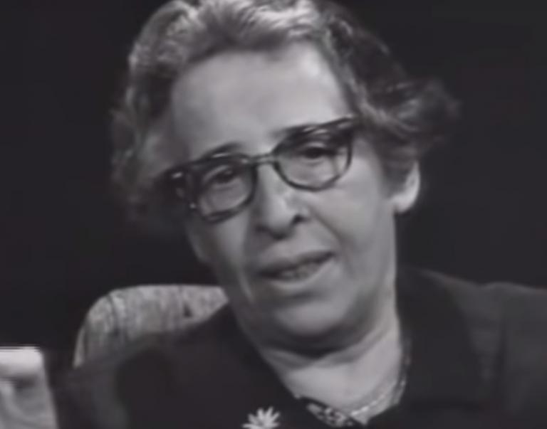 Hanna Arendt, biografía de una pensadora pluralista