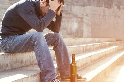 Blackout o amnesia parcial tras beber alcohol