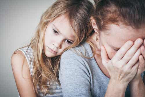 El precio del estrés parental