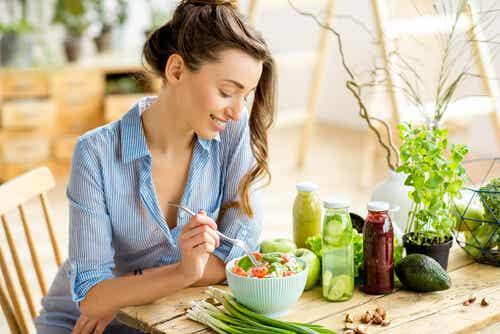 Cómo encontrar un plan de alimentación saludable que te funcione