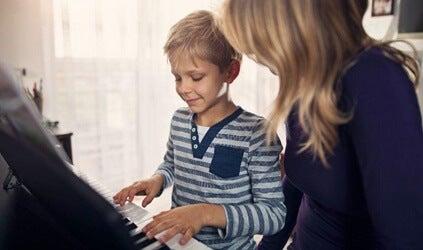 Beneficios de la musicoterapia para los niños con autismo