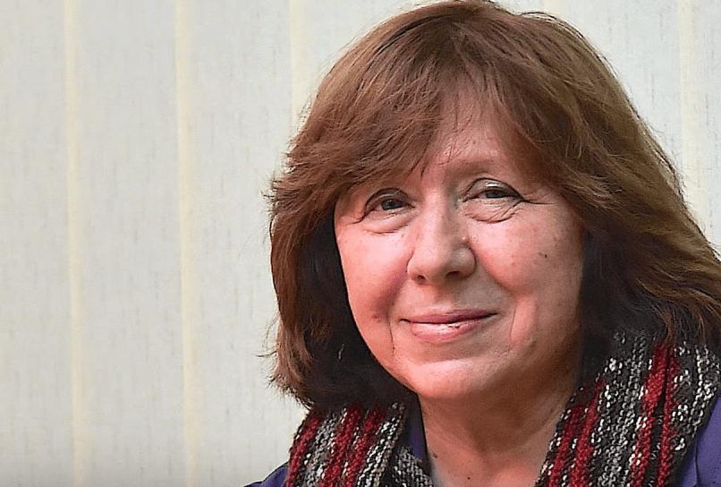 Svetlana Alexievich, biografía de una fabulosa cronista