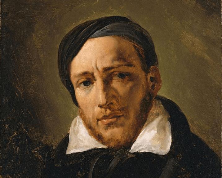 Théodore Géricault, el artista de un naufragio
