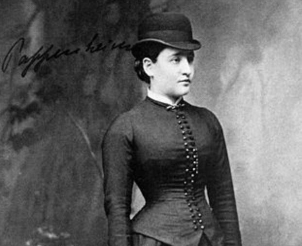 Anna O, paciente de Josef Breuer