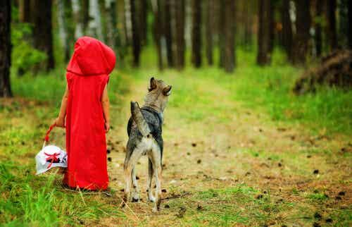 ¿Por qué el lobo de Caperucita no es malo?