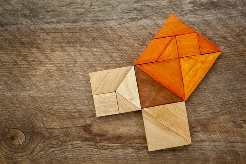 Cubos de madera