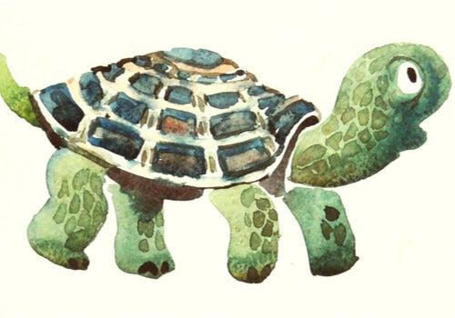 La técnica de la tortuga para las pataletas de los niños
