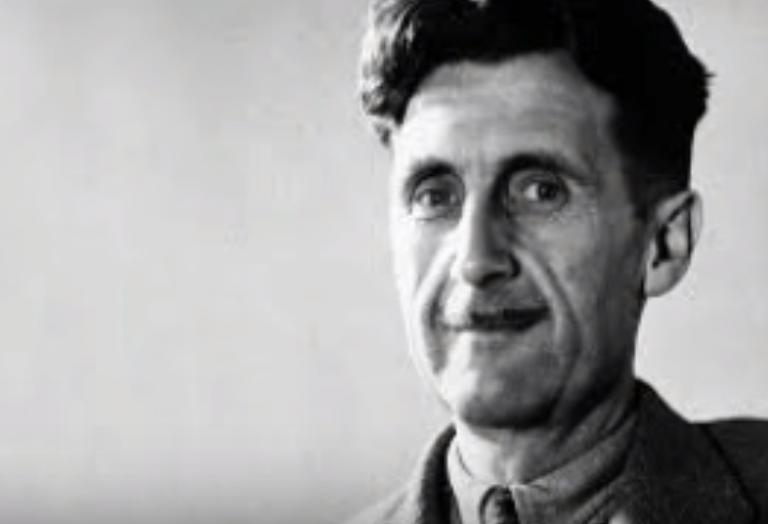 George Orwell: biografía, manipulación del lenguaje y totalitarismos