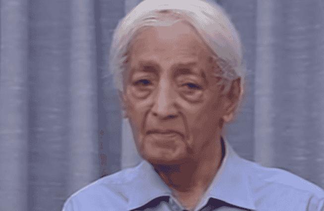 Jiddu Krishnamurti, la verdad es una tierra sin caminos