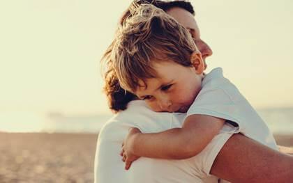 Pedir disculpas a los niños también es importante