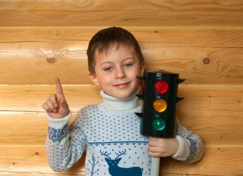 El semáforo de la ira: técnica de autorregulación emocional