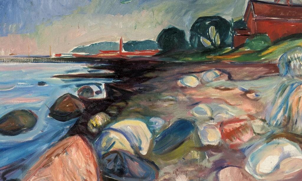 5 frases de Edvard Munch