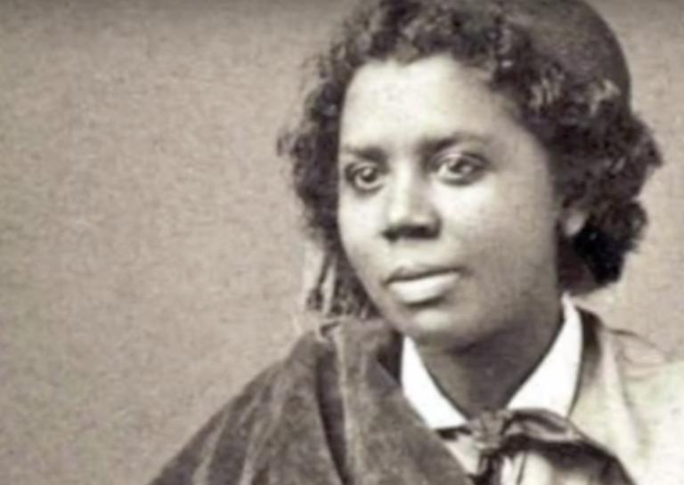 Edmonia Lewis, pionera en esculpir su destino