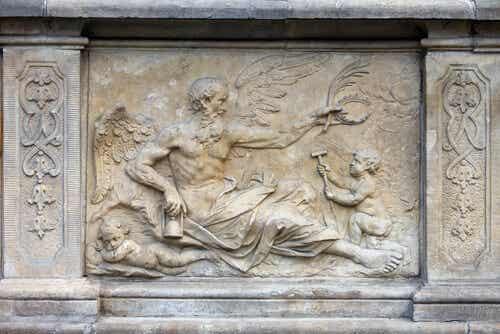 El mito de Cronos, una historia sobre el miedo humano