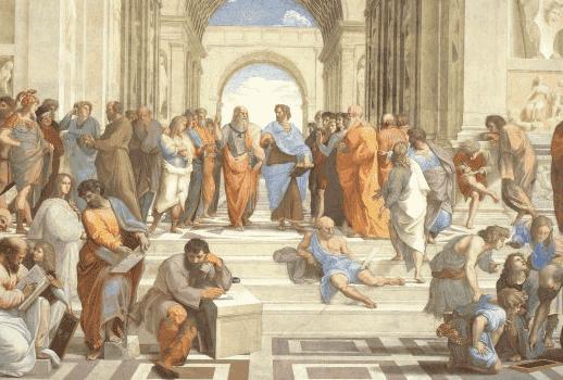 7 extraordinarias frases de los filósofos griegos