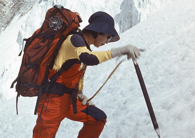Junko Tabei, biografía de la primera mujer que alcanzó la cima