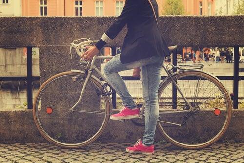¿Por qué montar en bici no se nos olvida?