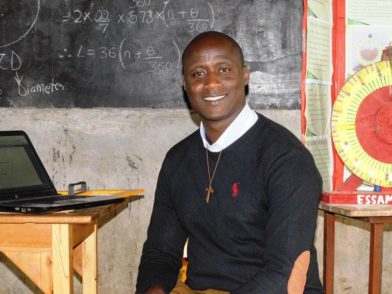 Peter Tabichi, el mejor maestro del mundo