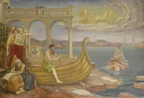 Argonautas en la argo