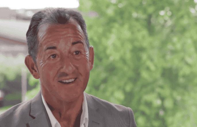 Geoffrey Beattie, el psicólogo de Gran Hermano
