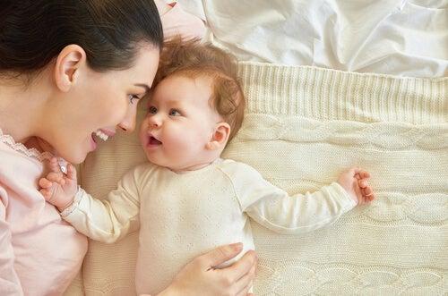 Los cuatro estilos de sensitividad materna