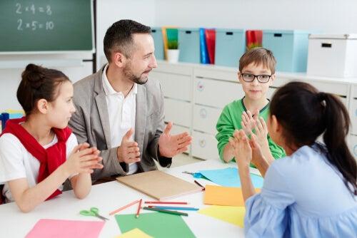 ¿Cómo reaccionar ante el logro de un alumno?