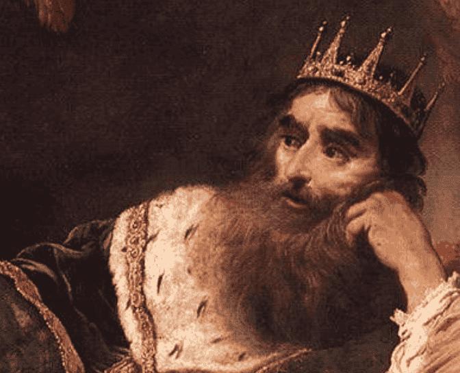 La leyenda de Creso y la errónea búsqueda de superioridad