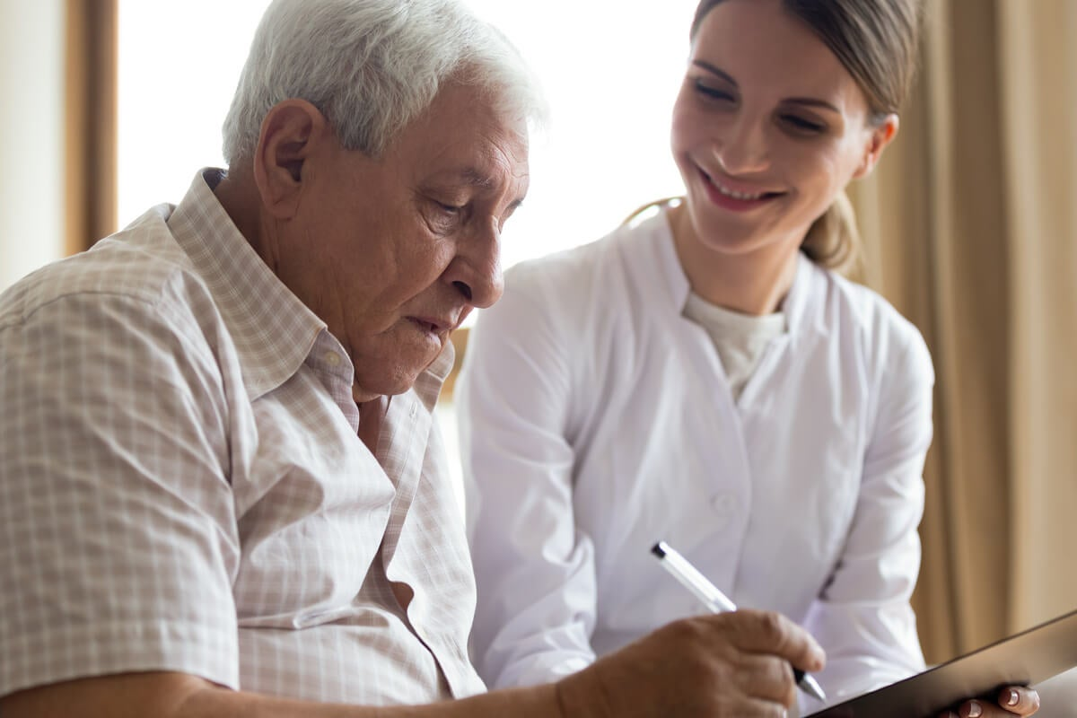 Detección de la demencia en atención primaria