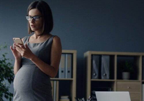 ¿Puede heredar un bebé que no ha nacido?