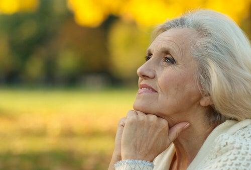 Los sentimientos de desesperación se desvanecen con la edad