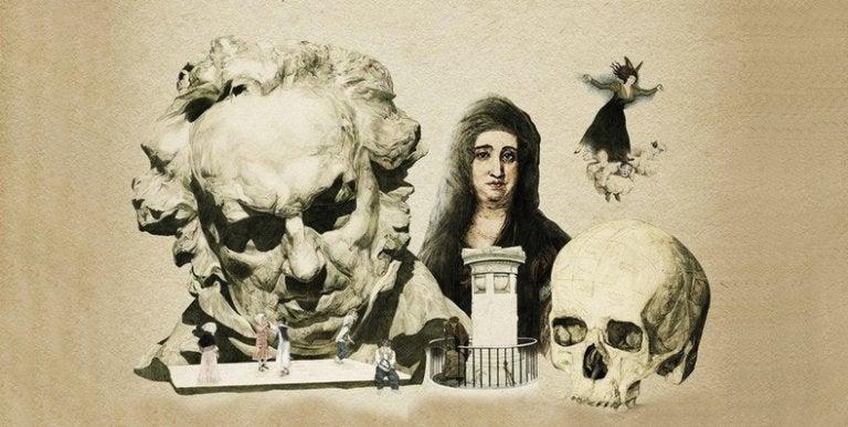 Oscuro y Lucientes: el misterio de la cabeza de Goya