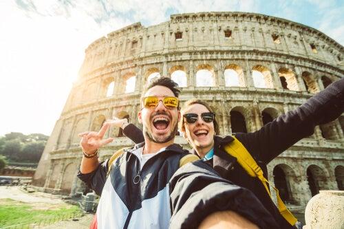 Viajar como símbolo de estatus y no de libertad
