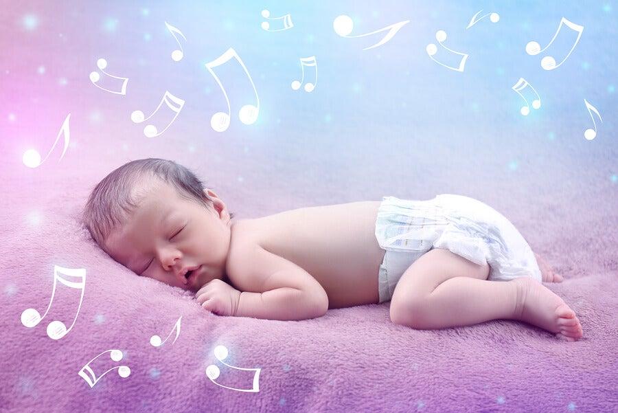 El papel de la música en el desarrollo cerebral de los bebés prematuros